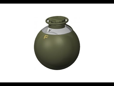 US Army Working On Upgraded Hand Grenade