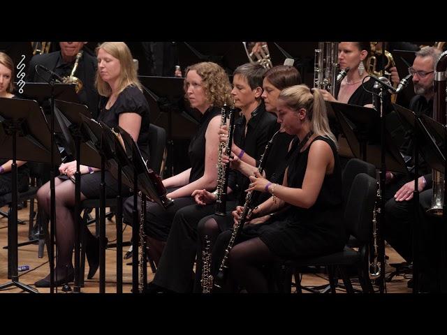 Mutations - Bart Picqueur performed by Uppsala Blåsarsymfoniker