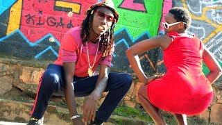 COVER : Diamond Platnumz Baba Lao by Fax rapper ( Official Video ) Dangerzone music