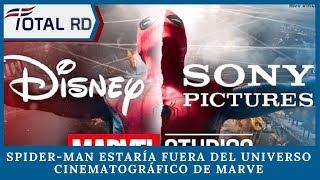Spider-Man estaría fuera del Universo Cinematográfico de Marvel por no alcanzar un acuerdo con Sony