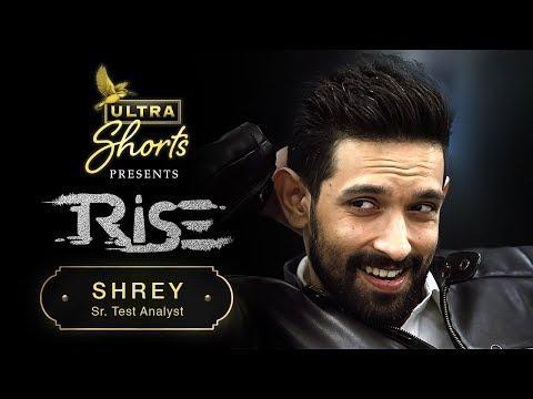 Introducing Shrey (Teaser) | Rise | Web Series | Vikrant Massey