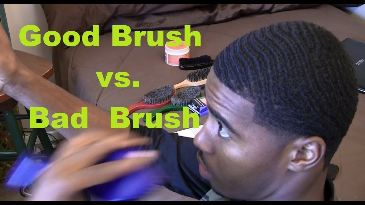 Good brushes for black hair