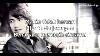 Nomad-Menagih cintamu (lirik)