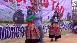 2017 Adventure Trip. Ncig saib Hmoob Suav, Hmong Nyablaj noj