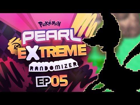 SO MANY LEGENDARY POKEMON! | Pokemon Pearl Extreme Randomizer Nuzlocke w/ JayYTGamer: Episode #05