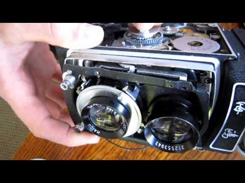 Seagull 4A TLR- Inside Tour and Fixes 1