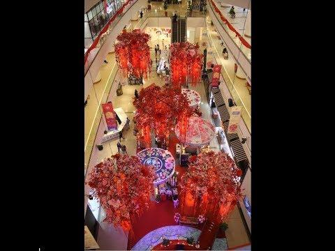 Avenue K Mall Chinese New Year Decorations (Kuala Lumpur)