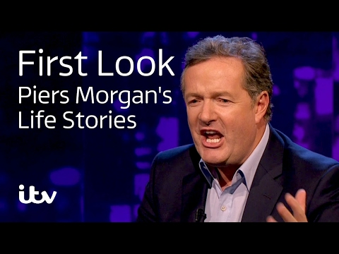 Piers Morgan Interviews Barry Gibb From the Bee Gees | ITV
