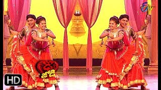 Somesh and Shresti Performance | Dhee Jodi | 5th December 2018 | ETV Telugu