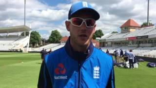 Stuart Broad On Trent Bridge Test Cricket