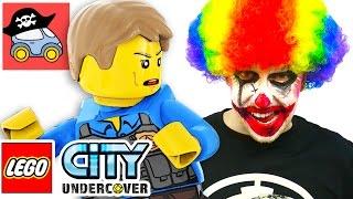 🚓 LEGO CITY UNDERCOVER PS4 #2 ДЖОКЕР ГРАБИТЕЛЬ Жестянка Лего ГТА