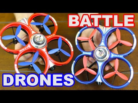 Battle Drones – Husband Vs Wife – Cheerson CX-60 Fighting Quadcopters – TheRcSaylors