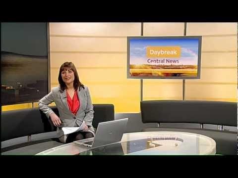 Katy Fawcett & Emma Jesson - 30/1/12 - 7.14am - News & Weather