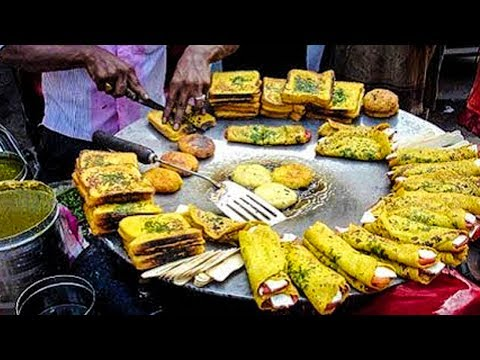 100 RARE STREET FOODS | RARE FOODS ALL AROUND THE WORLD | PART 6 | INDIAN STREET FOODS |