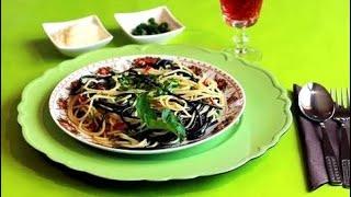 SPAGHETTI aglio, olio e peperoncino | italienische Küche