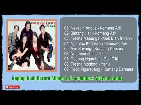 Kaplug Dadi Record Album Artis Kompilasi Nekepin Andus