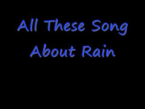Gary Allen Songs About Rain Lyrics