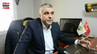 Akhisar Belediyespor Başkanı Hüseyin Eryüksel Fenrbahçe Maçını Yorumladıı