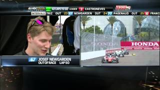IndyCar 2013: Round 1 St. Petersburg [Full Race]