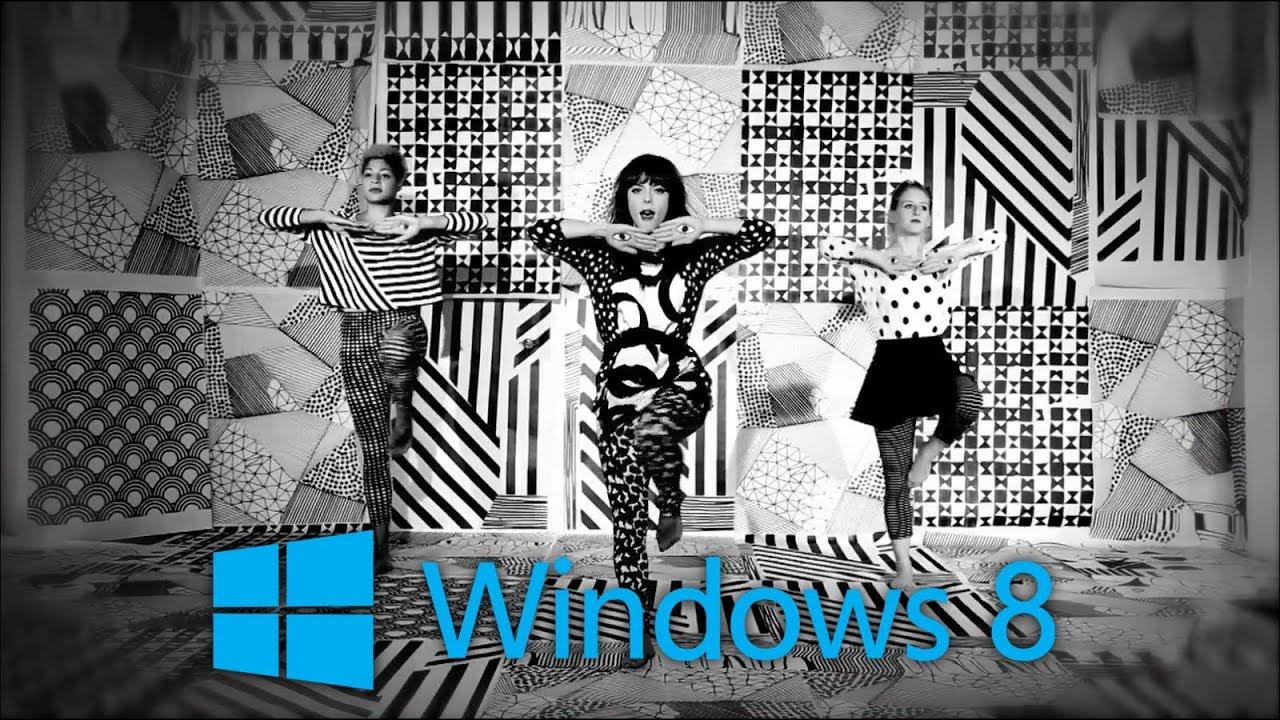 Design poster win8 - Windows 8 Werbung Alles Auf Einen Blick Everything At Once Deutsch 30 Sekunden