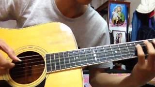 (Bích Phương) Nơi nào có em - guitar cover by me