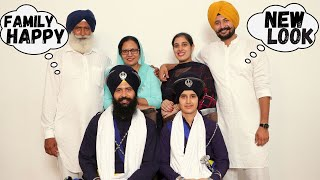 Newly Married Couple in Our Home | The Mangat Family Completed | Sikh Wedding | Dilavar & Mehakdeep
