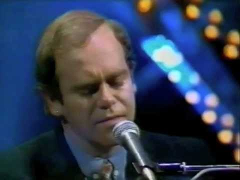 Elton John - Blue Eyes (1982) Live on