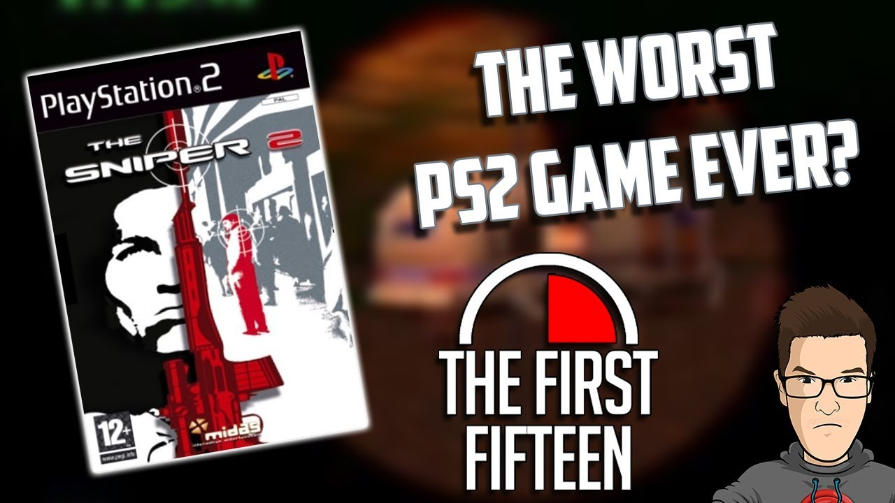 The Sniper 2 on PS2 – First 15 – Probably the worst game