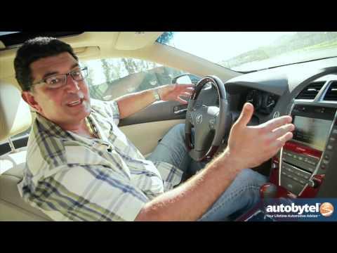 2012 Lexus ES 350 Test Drive & Luxury Car Video Review