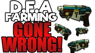 D.F.A. FARMING GONE HORRIBLY WRONG! (HILARIOUS!)