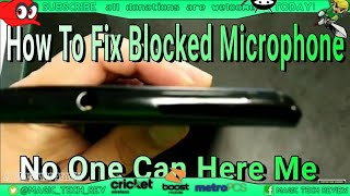 How To Fix Blocked Microphone Port No One Can Hear Me, But I Can Hear Them