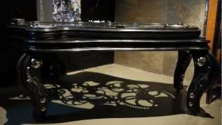Wicked Coffee Table By Dale Mathis - Artisticlifestyles