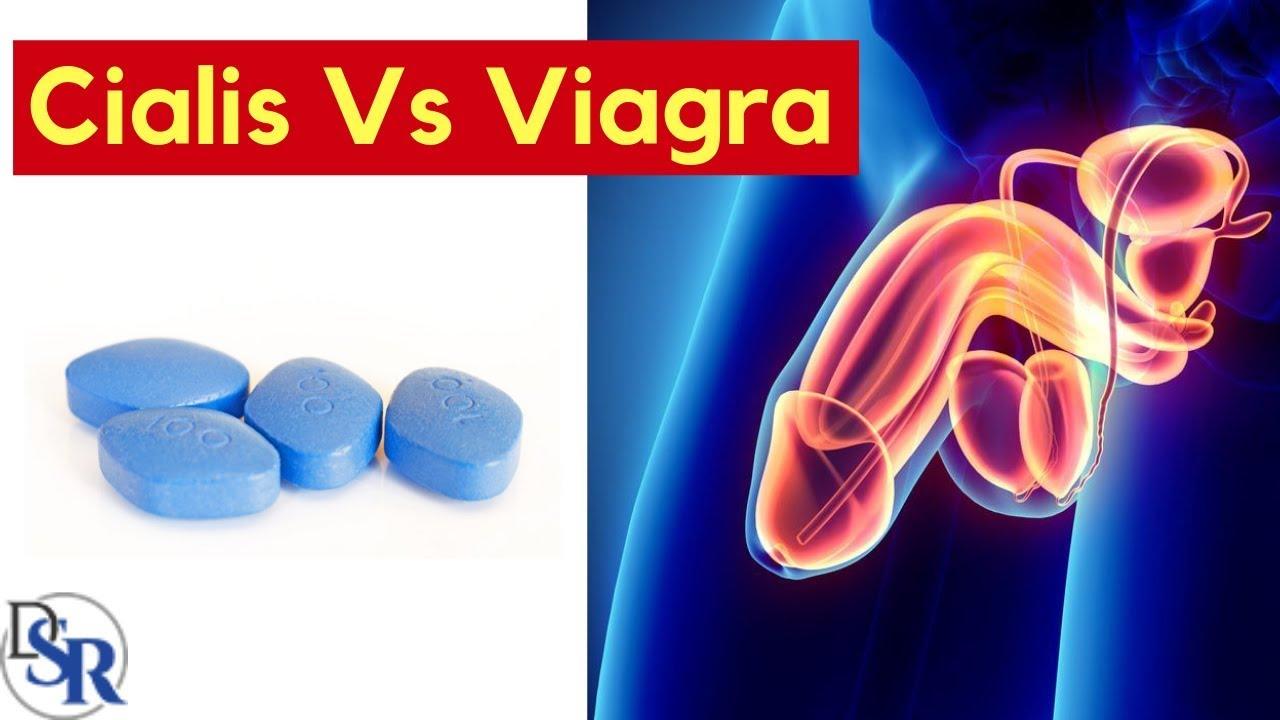 Viagra (sildenafil tablets) vs. Cialis (tadalafil tablets ...