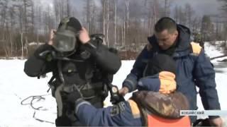 Водолазы Службы Спасения Якутии помогли вытащить со дна озера «Урал» с продуктами(, 2016-05-10T11:55:39.000Z)