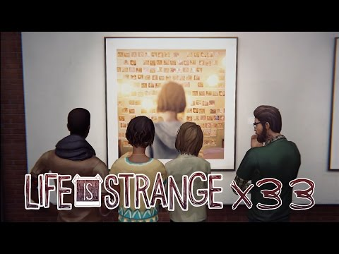 #33 Life Is Strange [Deutsch/Blind]~ Zeitgeist Gallery [Let's Play]