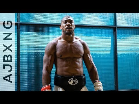 May The Best Man Win ~ Anthony Joshua