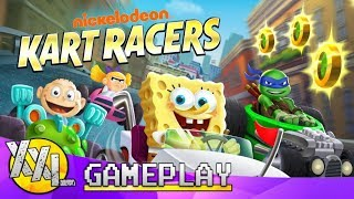 Nickelodeon Kart Racers - XXLGAMEPLAY