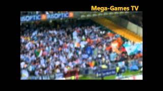 lens om 2011 ambiance d 39 avant match