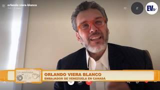 Congreso global sobre tema Venezuela en agenda - La Mañana de EVTV - 02/21/20 Seg 6