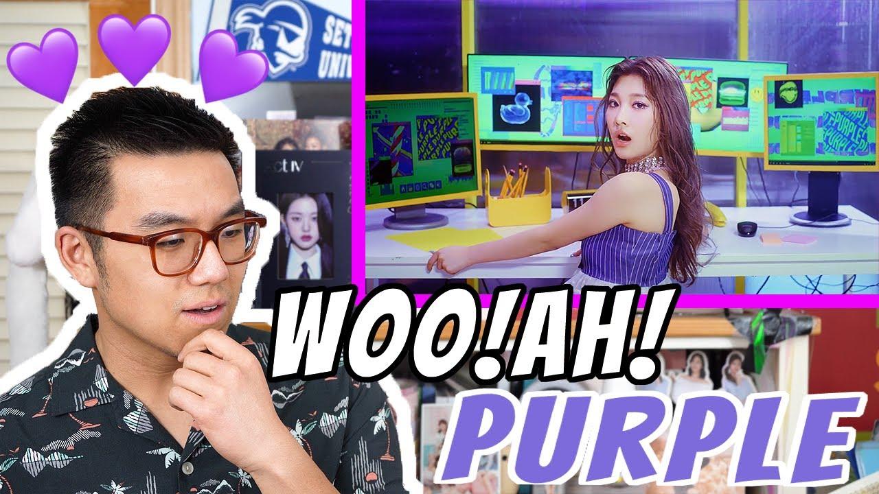 [MV] woo!ah!(우아!) - Purple Reaction