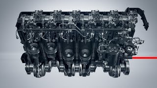 Volvo Trucks – This is how gas flows in the engine inside our gas-powered trucks