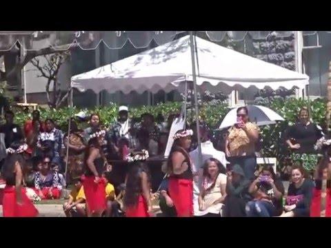 Micronesia Festival 2016