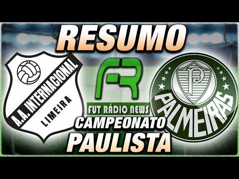 Inter de Limeira x Palmeiras Ao Vivo