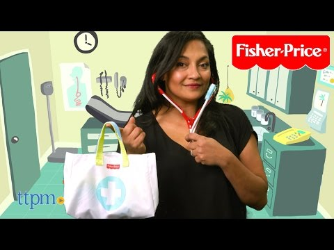 Medical Kit From Fisher-Price