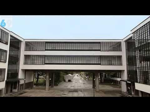 Ecole Bauhaus d'architecture - Walter Gropius