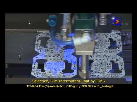TTnS 6 1  Selective, Film Intermittent Coat Industrials Portugal