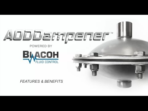 Blacoh AODDampener Product Overview Presentation