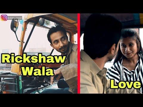 Rickshaw Wala Love | Shahid Alvi | New Video