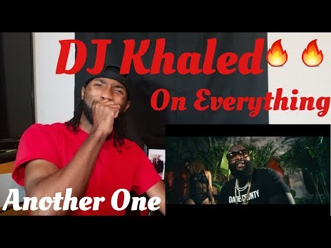 DJ Khaled - On Everything Ft. Travis Scott, Rick Ross, Big Sean ( Official Video Reaction!!