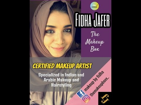 Episode 23: Podcast Interview with Fidha Jafer, A certified Makeup Artist.(MUA)